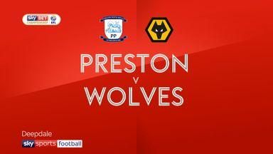 Preston 1-1 Wolves