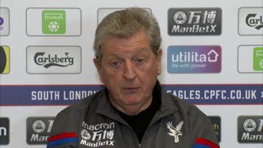 Hodgson rues Palace injury list