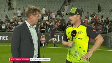 Warner: We kept belief