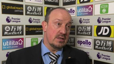 Benitez: A tough point