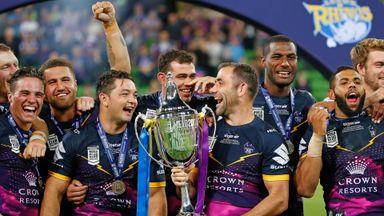 Melbourne Storm 38-4 Leeds Rhinos