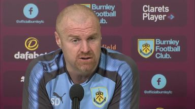 Dyche gets injury boost ahead of Saints