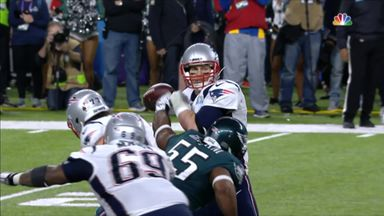 Eagles' game-winning sack
