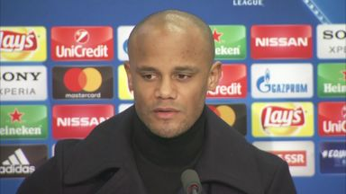 Kompany: City ready for CL glory