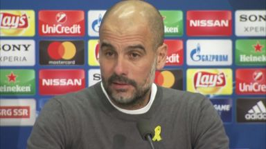 Guardiola praises 'amazing result'