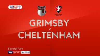Grimsby 1-1 Cheltenham