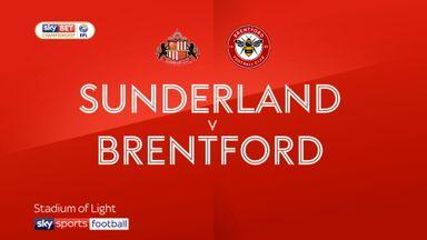 Sunderland 0-2 Brentford