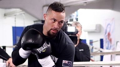 Parker won't spar with Fury