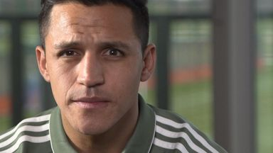 Sanchez: I joined to win everything