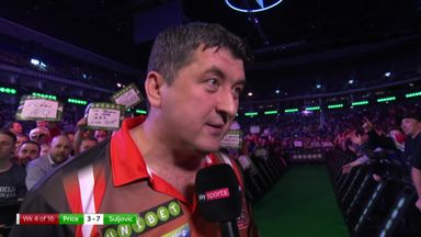 First Premier League win for Suljovic