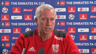 Pardew 'let down' by curfew break