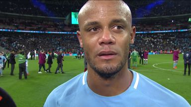 Kompany: I knew I would score