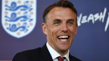 Neville an 'exciting appointment'