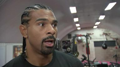Haye backing Okolie to win