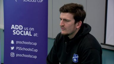 Maguire: I deserve to be playing in the top flight