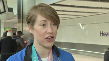 Yarnold defends Olympic funding