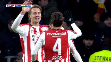 De Jong's classy assist