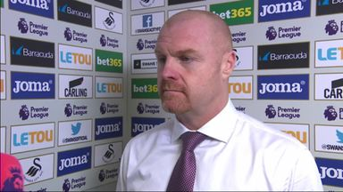 Dyche: Injuries are catching up