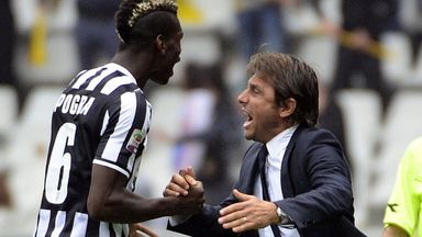Conte: Pogba is a top player