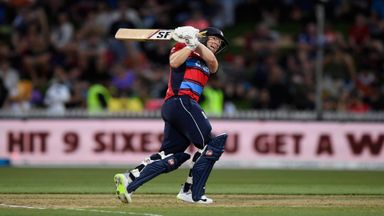 NZ v England 2nd T20: Highlights