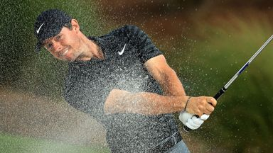 Rory: I'm happy with my game