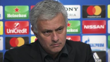 Jose unhappy over Sanchez question