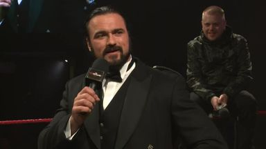 Drew McIntyre inducted into ICW Hall of Fame