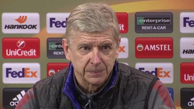 Wenger eyes CL return via PL