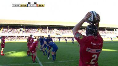 Leinster 20-13 Scarlets