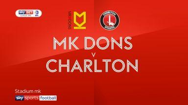 MK Dons 1-2 Charlton