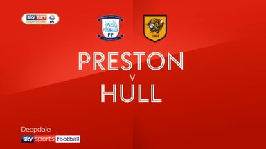 Preston 2-1 Hull City