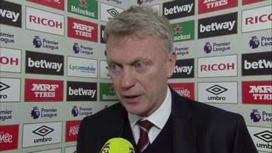 Moyes: We've missed Arnautovic