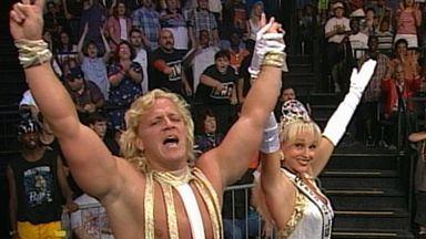 Jeff Jarrett v Chris Jericho: WCW '97