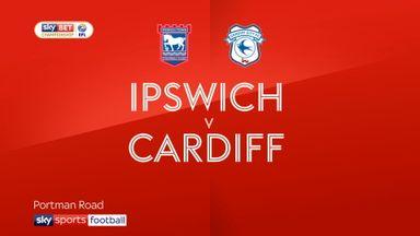 Ipswich 0-1 Cardiff