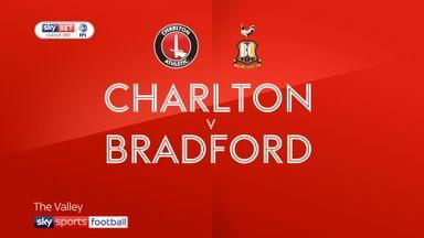 Charlton 1-1 Bradford