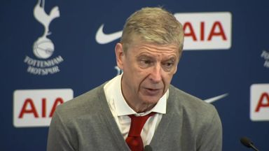Wenger: We couldn't afford to lose
