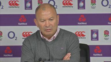 Jones: England won the arm-wrestle