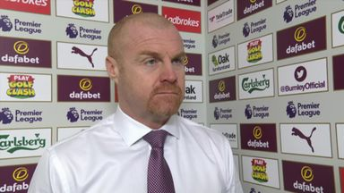 Dyche: We showed great mentality
