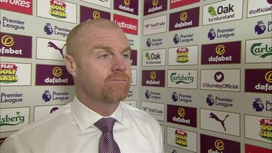 Dyche happy with performance