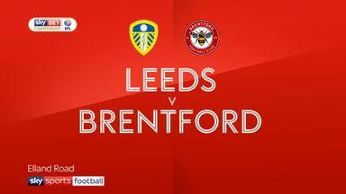 Leeds 1-0 Brentford