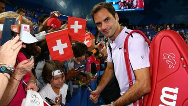McEnroe jealous of Federer