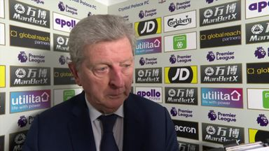 Roy: Defeat very hard to take
