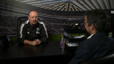 Survival still the aim for Benitez