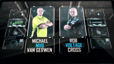 PLD Week 1: Van Gerwen v Cross