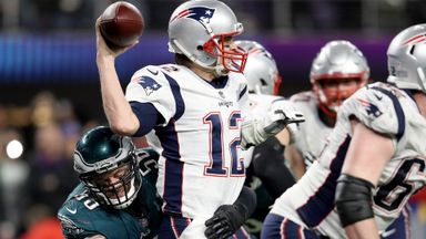 Superbowl LII: Eagles v Patriots