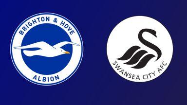 Brighton v Swansea