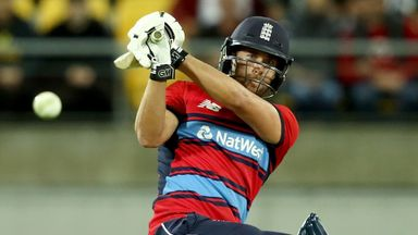 New Zealand v England: 1st T20
