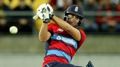 New Zealand v England: 1st T20