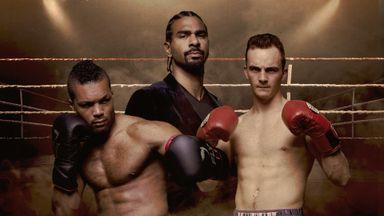 Live Boxing: Hayemaker Ringstar ...
