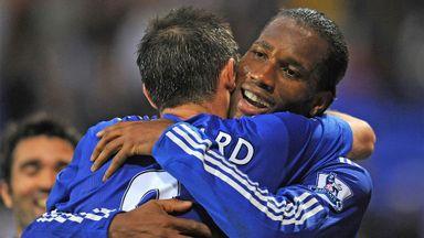 Best Premier League partnerships